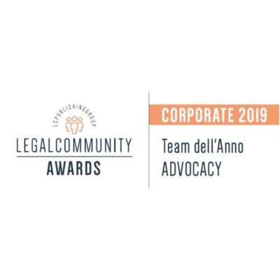 Legal Community Awards 2019
