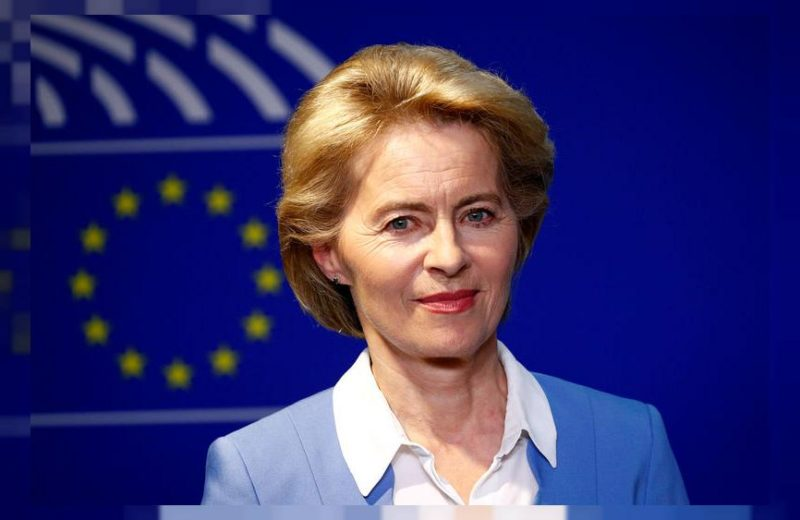 A test for Ursula von der Leyen in Strasbourg