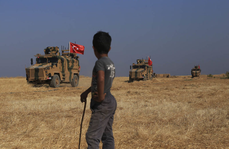 Turkey opens a new chapter in the Syrian crisis