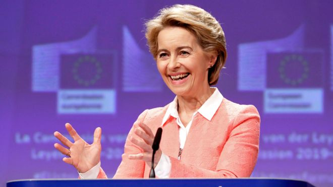 Von der Leyen's Commission is ready to take off