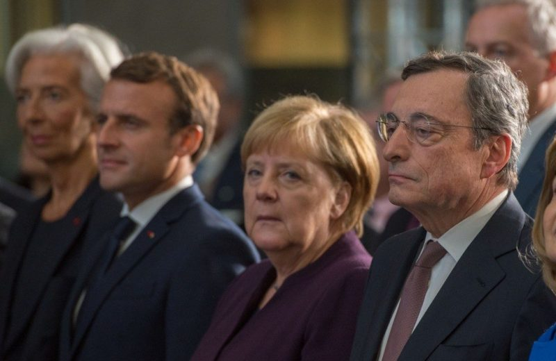 Draghi's awakening to save Europe from herself