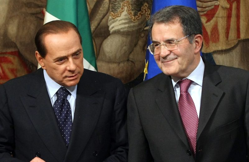 Berlusconi seeks to exploit the ruling coalition's fault lines