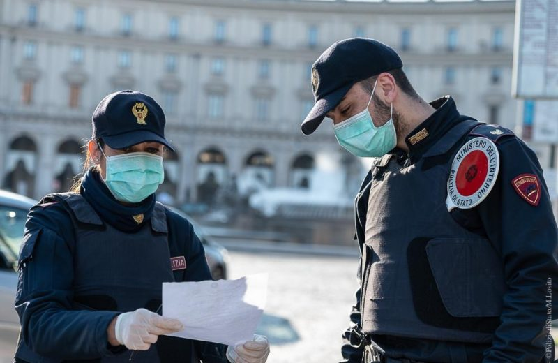 The inconsistencies of the Italian fight against the pandemic