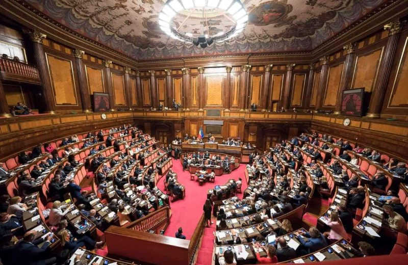 Opposition backs extra spending, ruling PD gets angry with Premier Conte