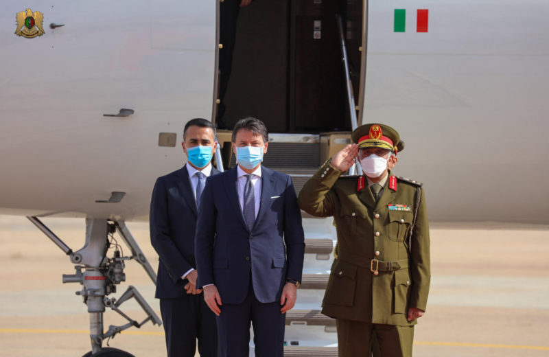 For Italy, good and bad news from Benghazi
