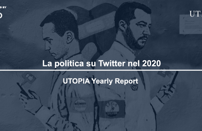 Yearly Report | La politica su Twitter nel 2020